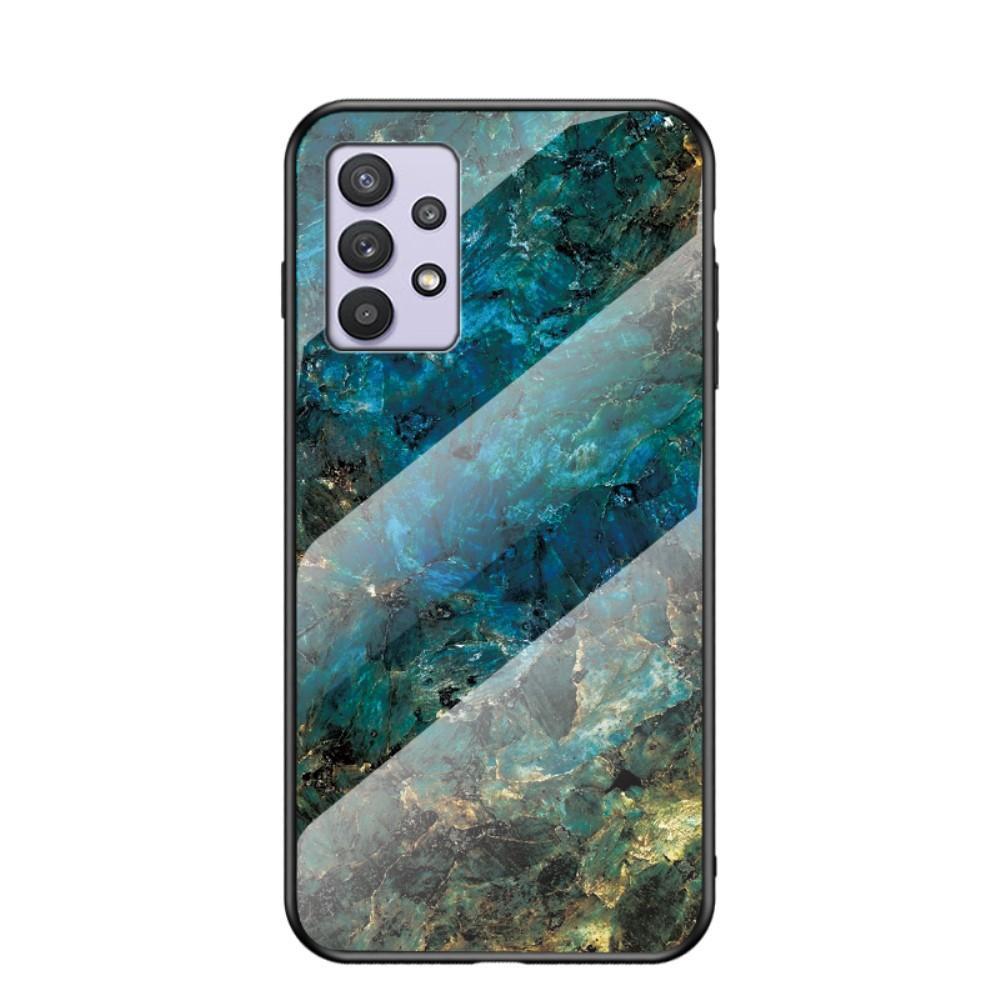 Herdet Glass Deksel Samsung Galaxy A32 5G smaragd