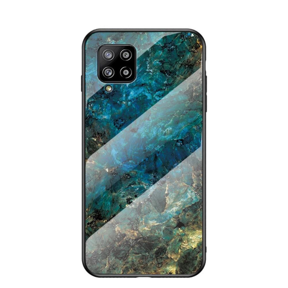 Herdet Glass Deksel Samsung Galaxy A42 5G smaragd