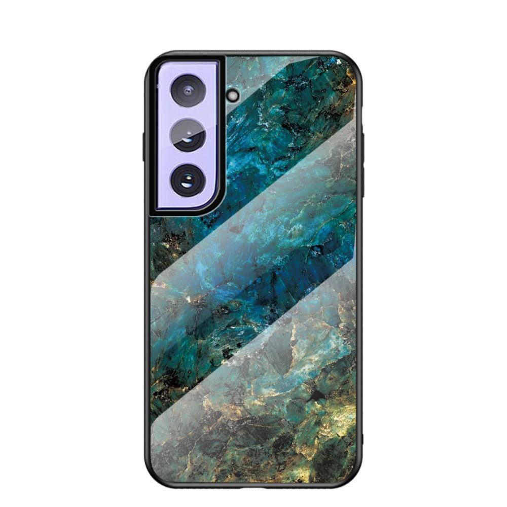 Herdet Glass Deksel Samsung Galaxy S21 Plus smaragd