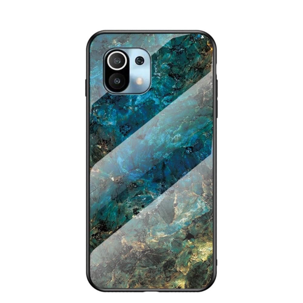 Herdet Glass Deksel Xiaomi Mi 11 emerald