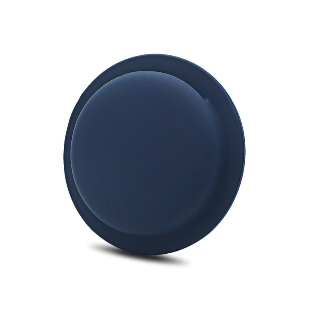 Stick on deksel Apple AirTag blå