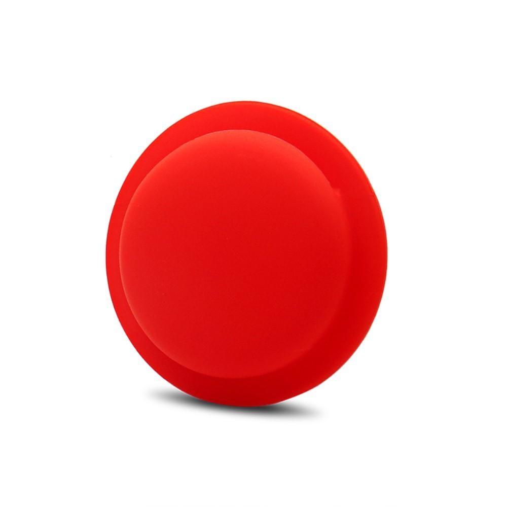 Stick on deksel Apple AirTag rød