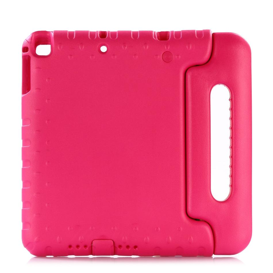 Støtsikker EVA Deksel iPad 9.7 2017/2018/Air 1/2 rosa