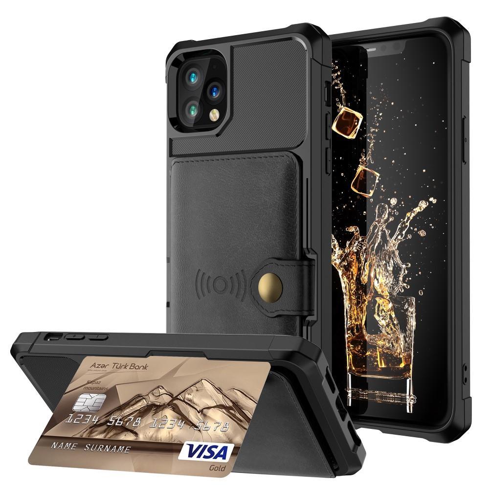 Tough Multi-slot Case iPhone 11 Pro svart