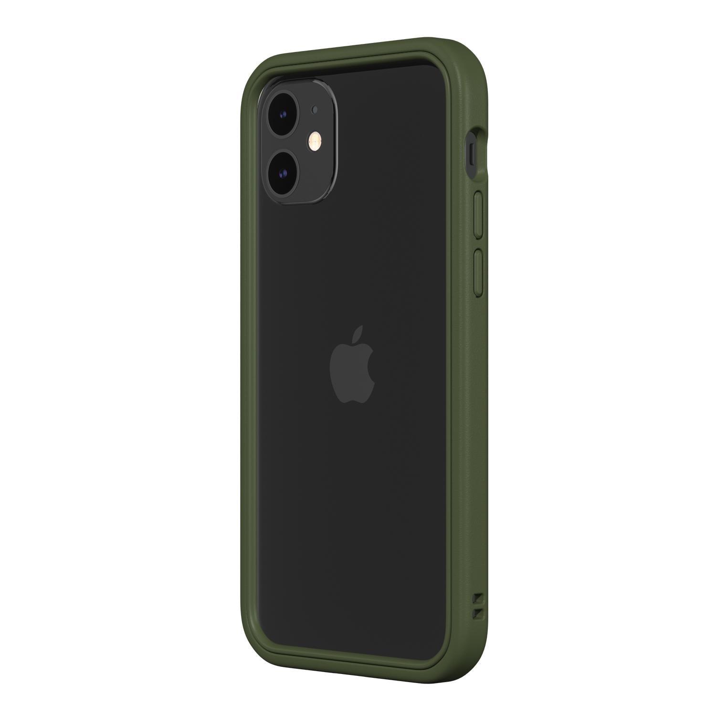 CrashGuard NX Bumper iPhone 12/12 Pro Camo Green