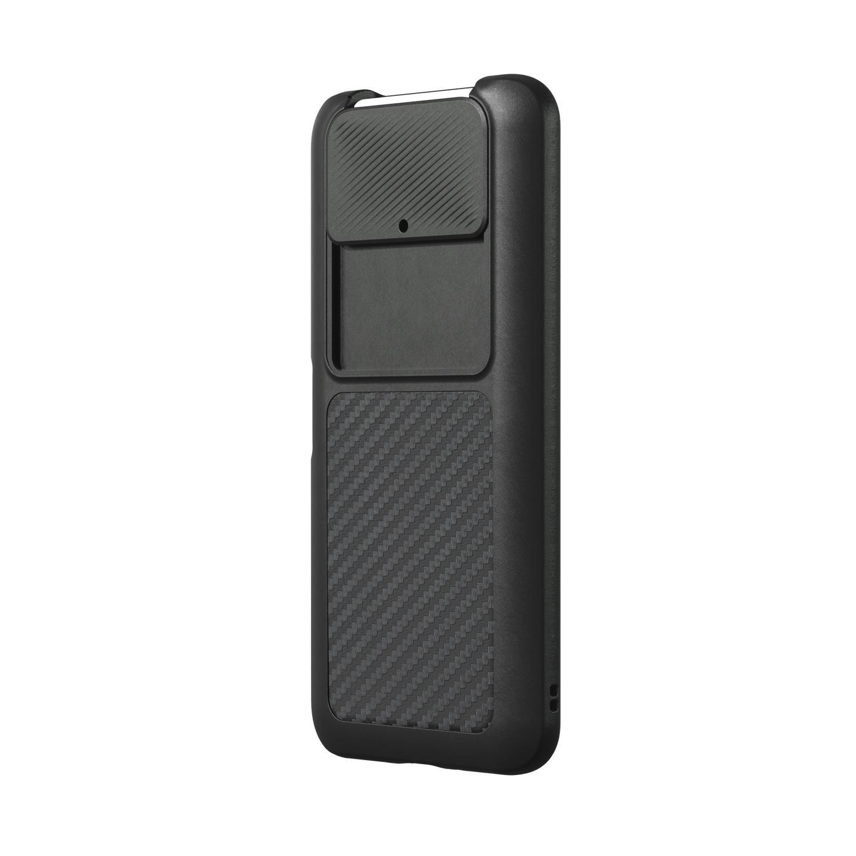 SolidSuit Deksel Asus ZenFone 7/7 Pro Carbon Fiber