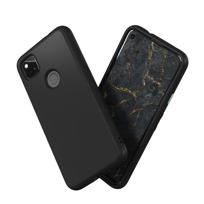 SolidSuit Deksel Google Pixel 4a Black