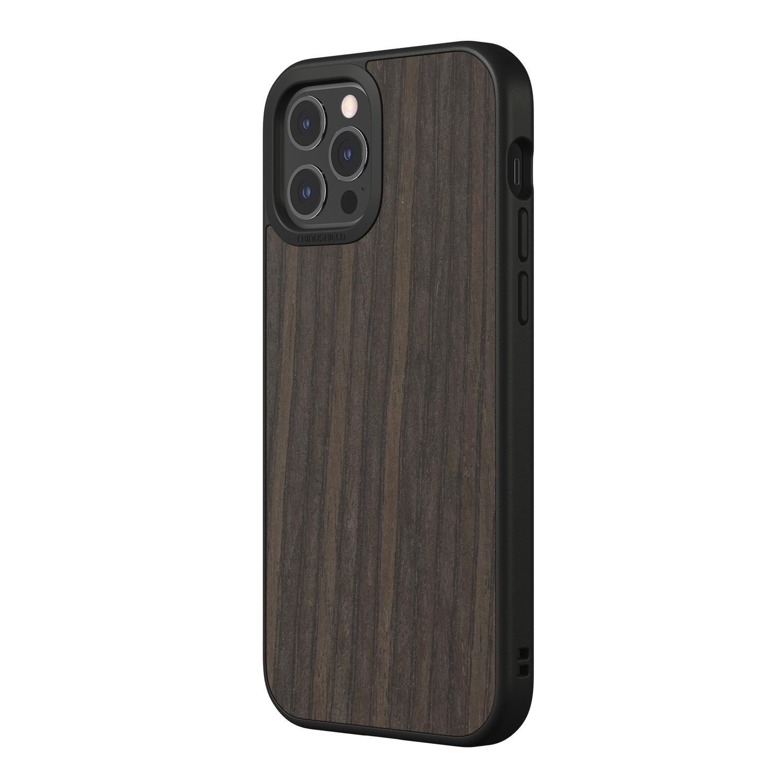 SolidSuit Deksel iPhone 12/12 Pro Black Oak