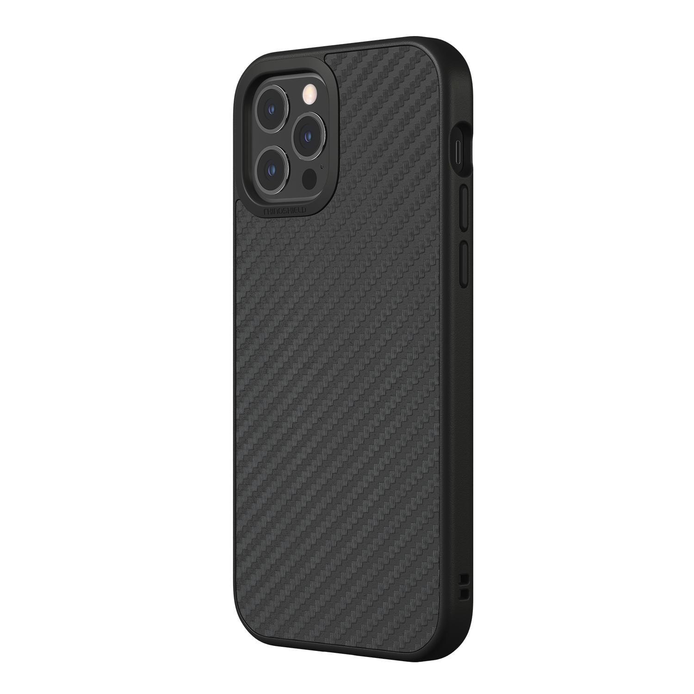 SolidSuit Deksel iPhone 12/12 Pro Carbon Fiber