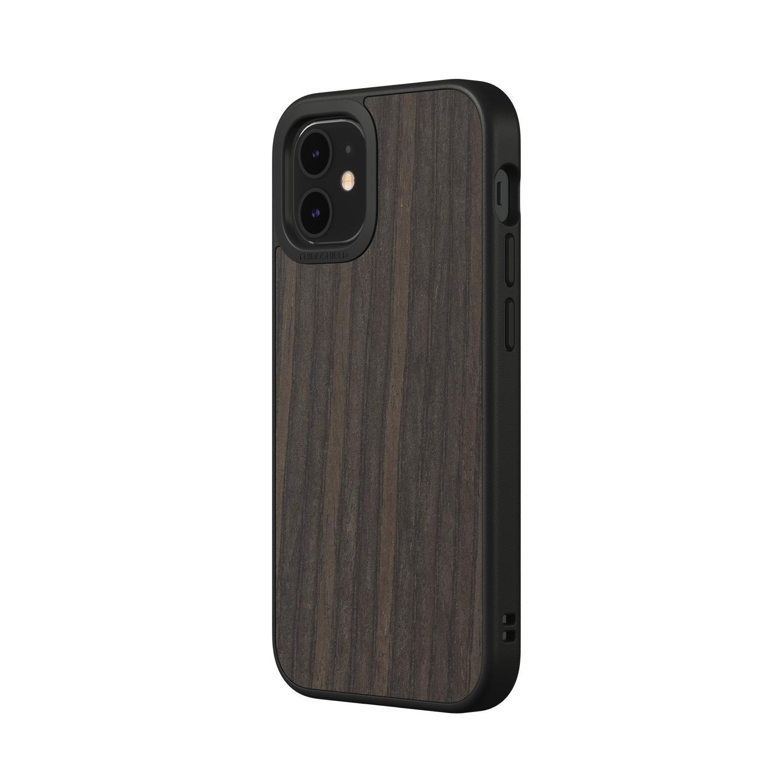SolidSuit Deksel iPhone 12 Mini Black Oak