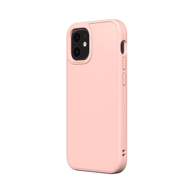 SolidSuit Deksel iPhone 12 Mini Blush Pink