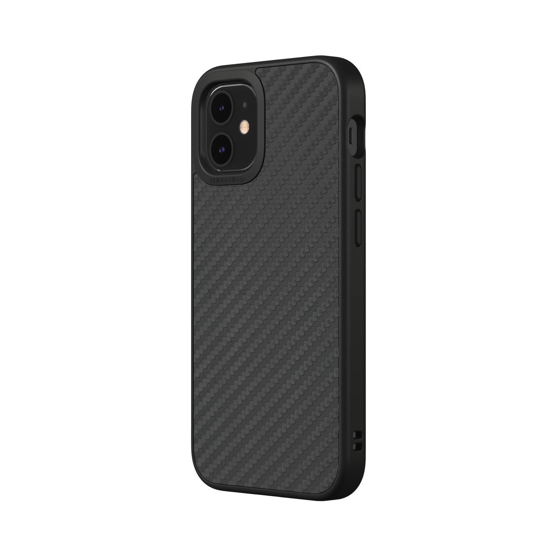 SolidSuit Deksel iPhone 12 Mini Carbon Fiber