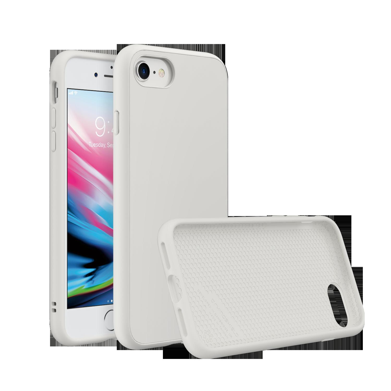 SolidSuit Deksel iPhone 7/8/SE 2020 White
