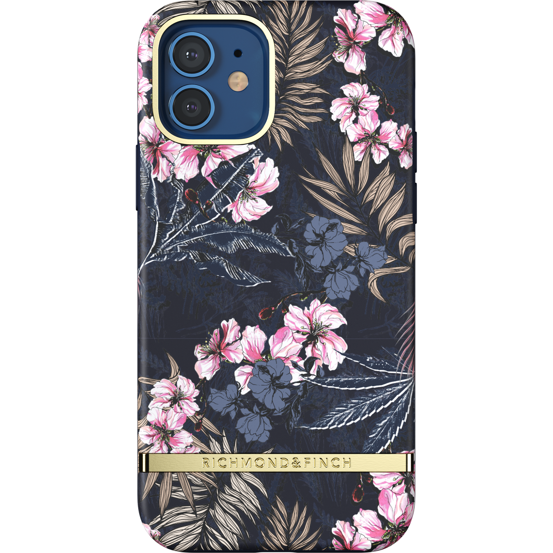 Deksel iPhone 12/12 Pro Floral Jungle