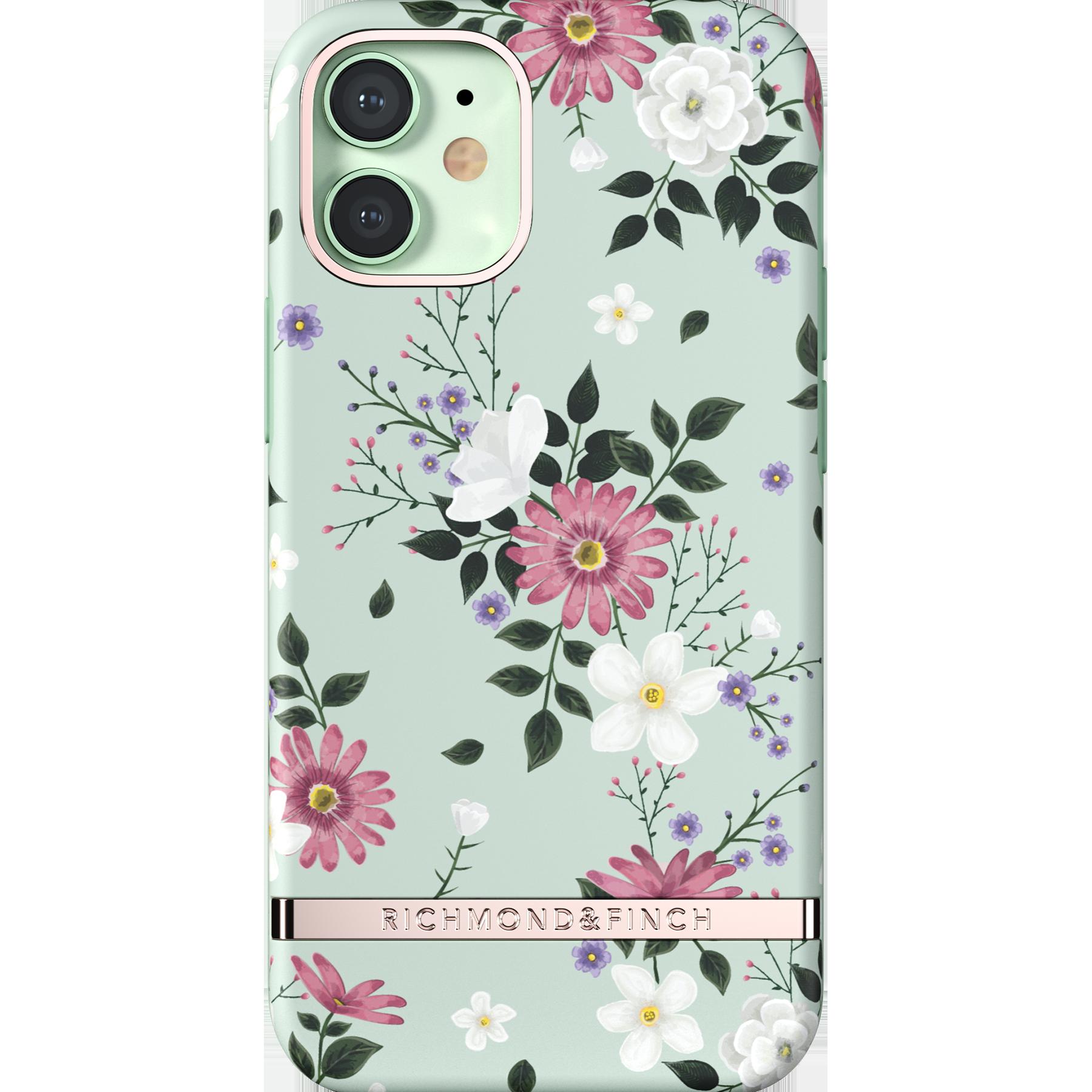 Deksel iPhone 12 Mini Sweet Mint