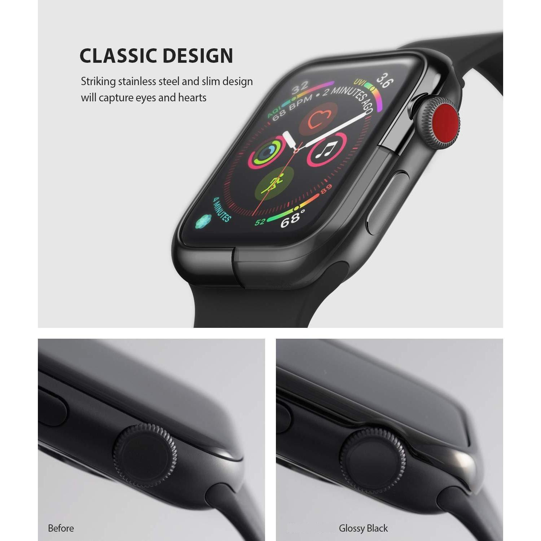 Bezel Styling Apple Watch 42mm Glossy Black