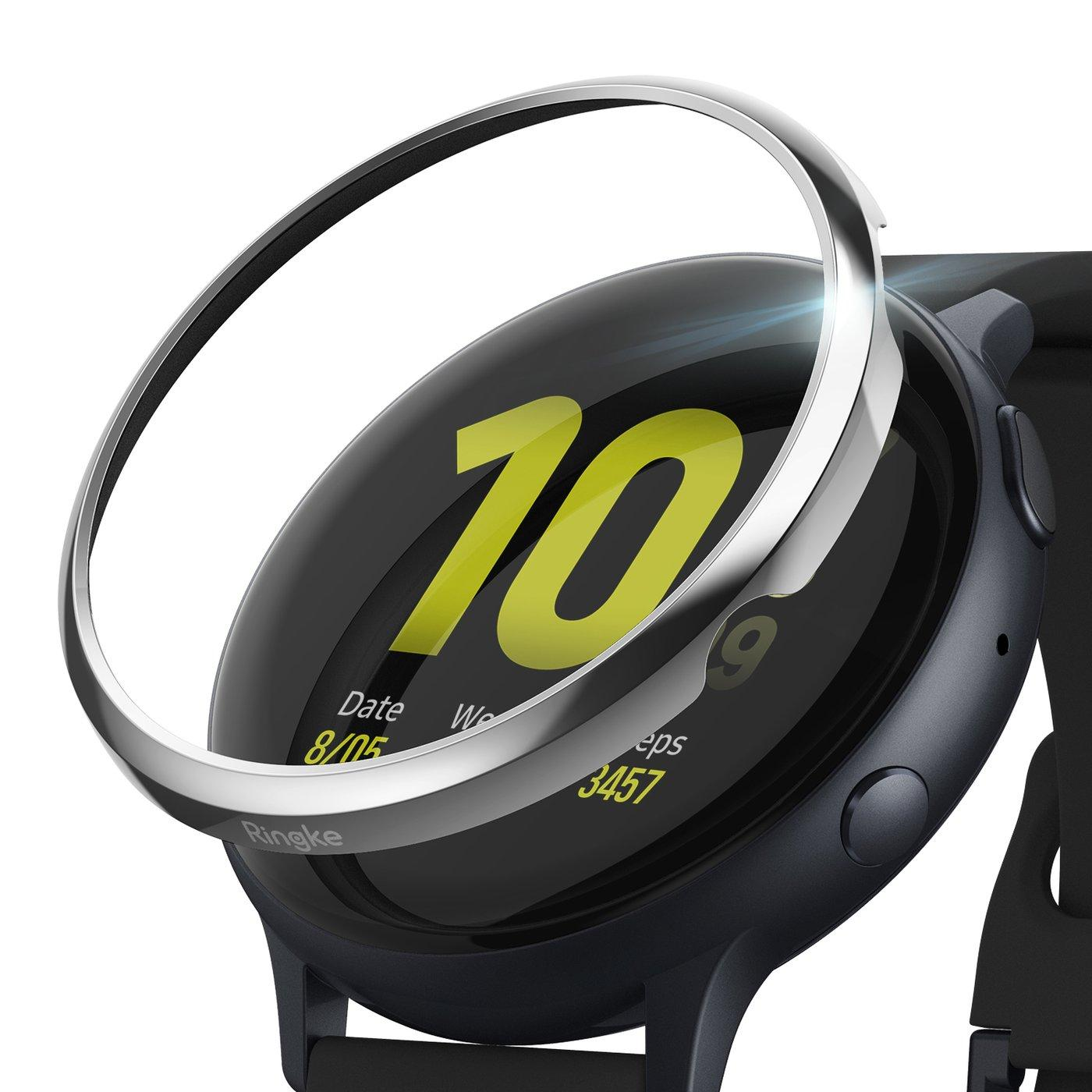 Bezel Styling Galaxy Active 2 40mm Silver