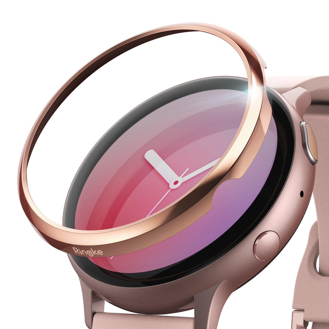 Bezel Styling Galaxy Active 2 44mm Rose Gold