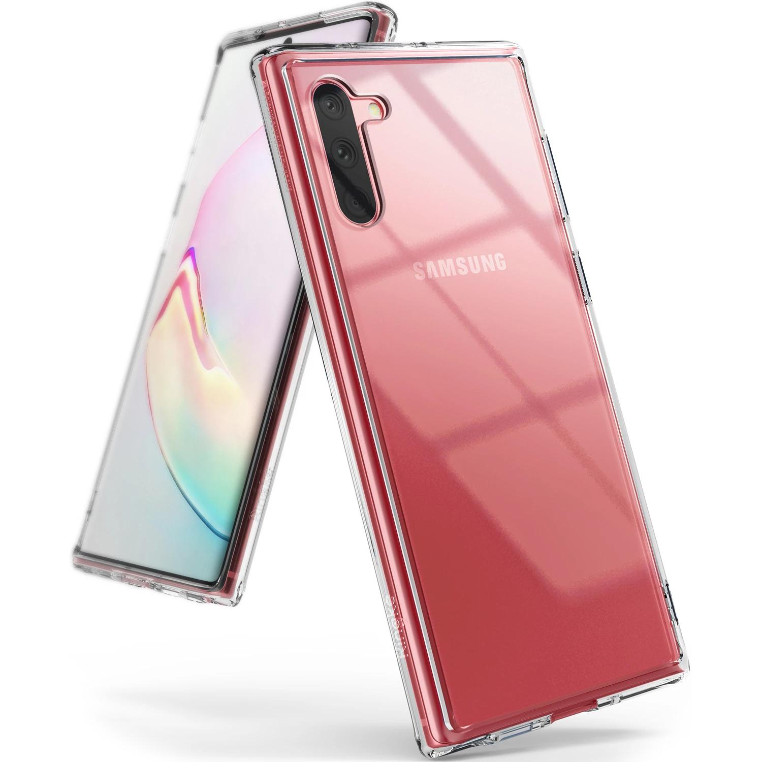 Fusion Case Galaxy Note 10 Clear