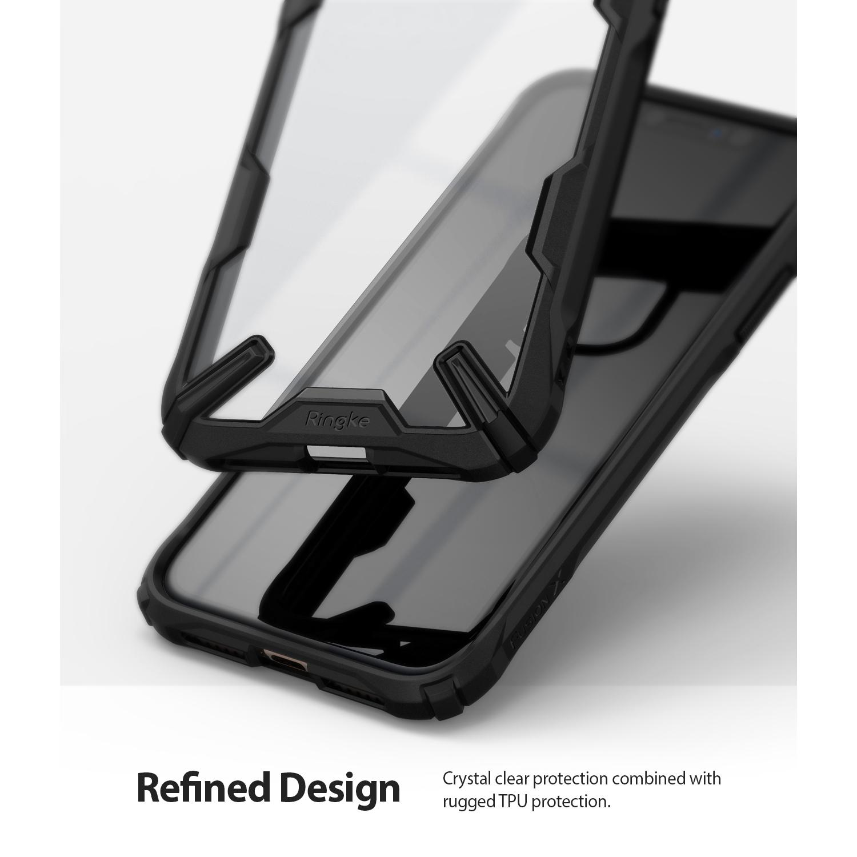 Fusion X Case iPhone 11 Black