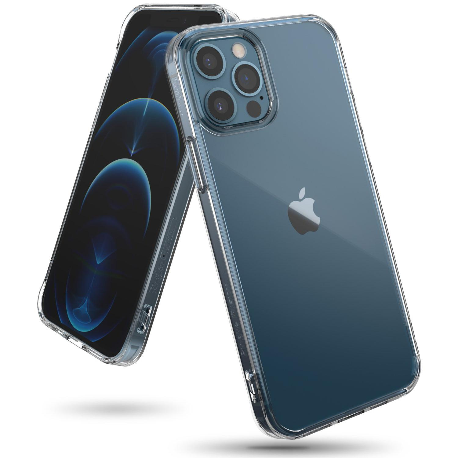 Fusion Case iPhone 12 Max Clear