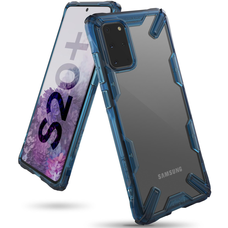Fusion X Case Samsung Galaxy S20 Plus Space Blue
