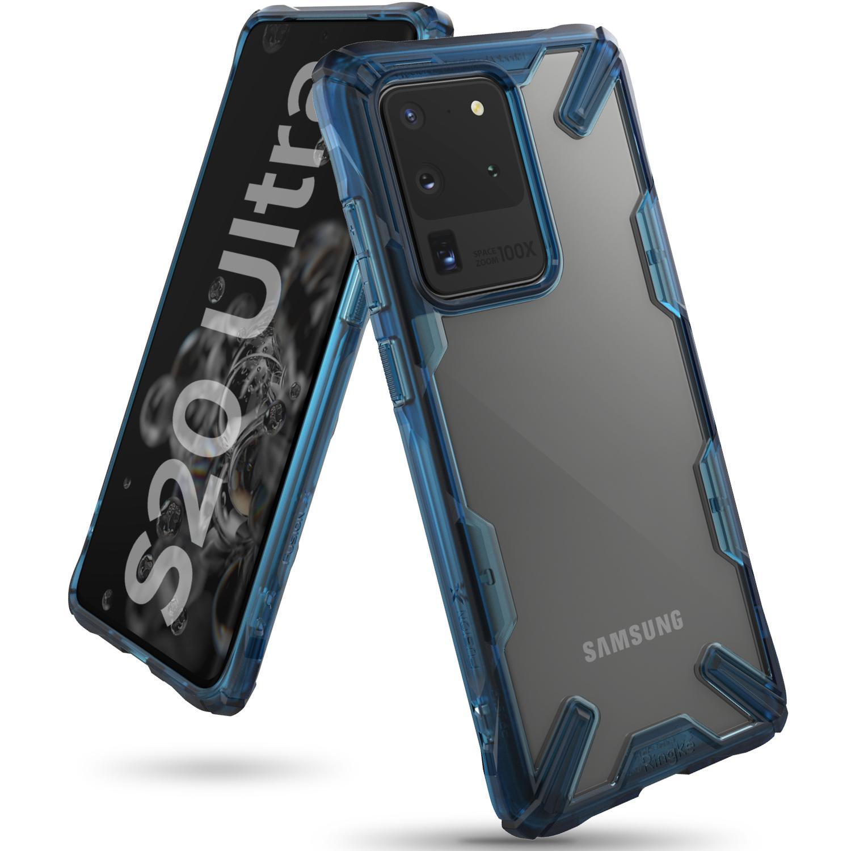 Fusion X Case Samsung Galaxy S20 Ultra Space Blue