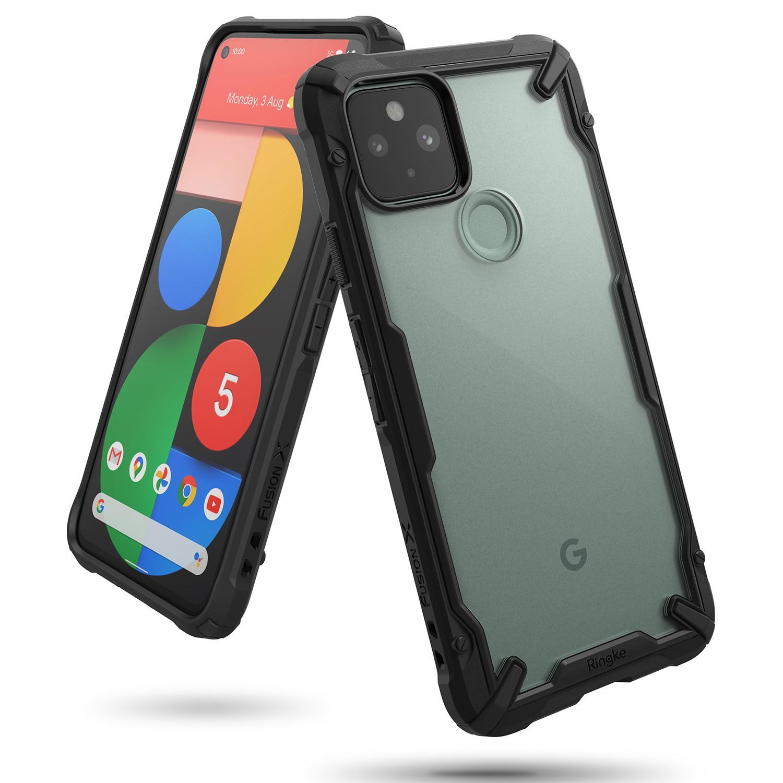 Fusion X Case Google Pixel 5 Black
