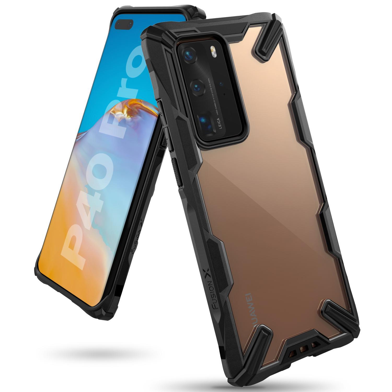 Fusion X Case Huawei P40 Pro Black