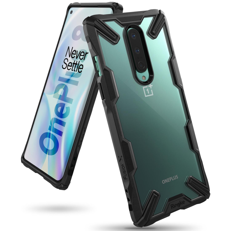 Fusion X Case OnePlus 8 Black