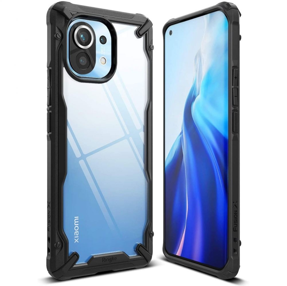 Fusion X Case Xiaomi Mi 11 Black