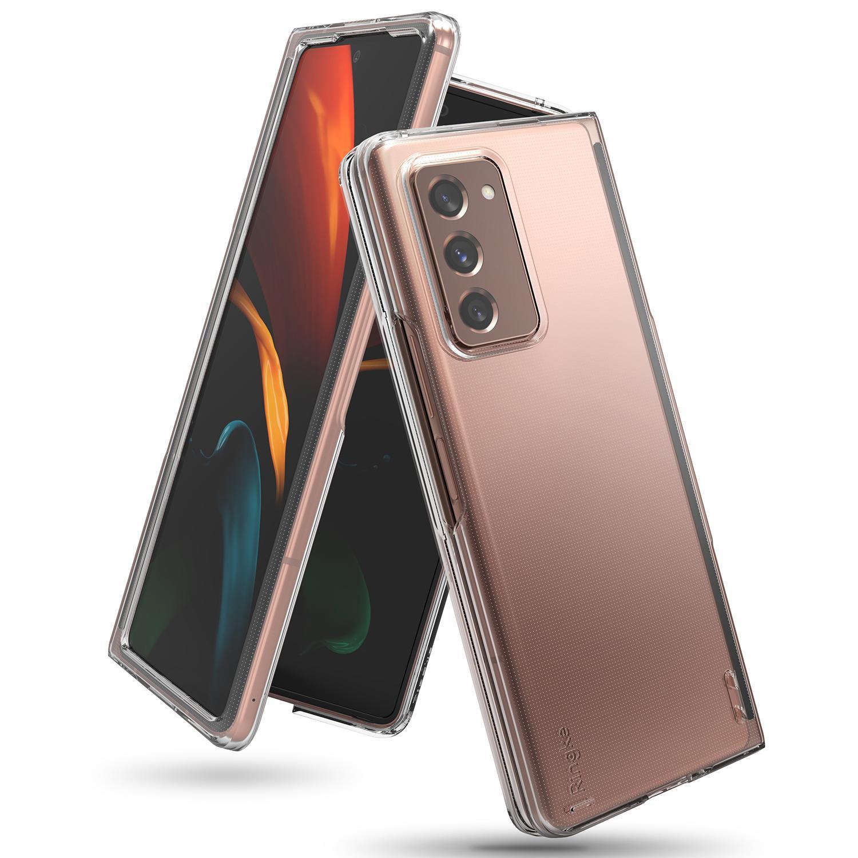 Slim Case Galaxy Z Fold 2 5G Clear