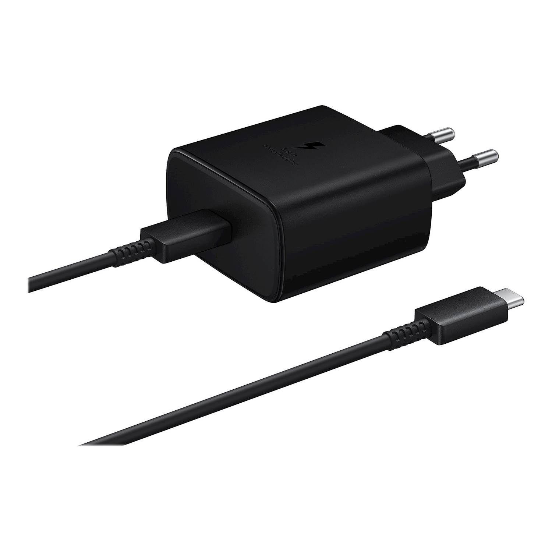Mobillader Fast Charge 45W USB-C svart