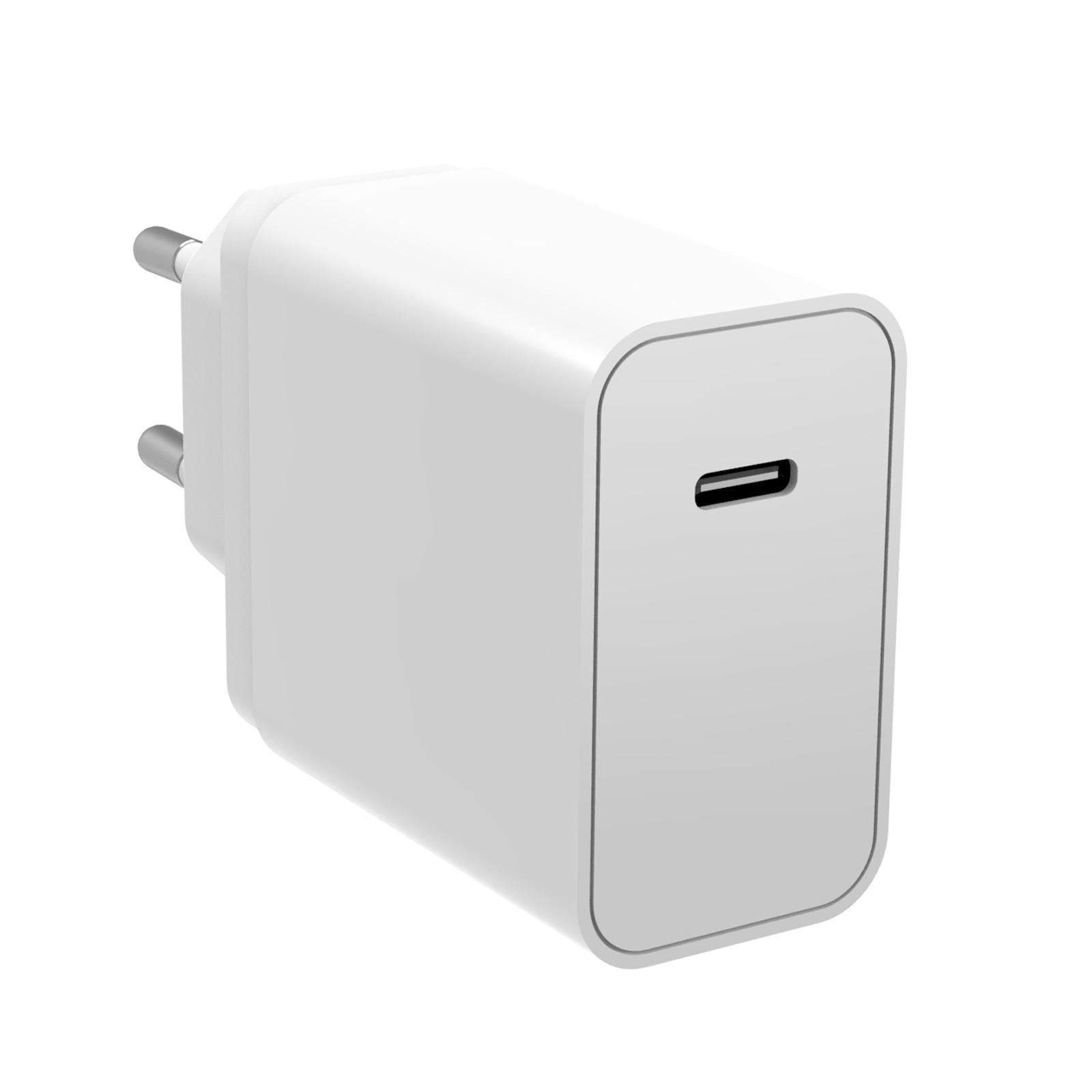 PD Wall Charger 30W USB-C White