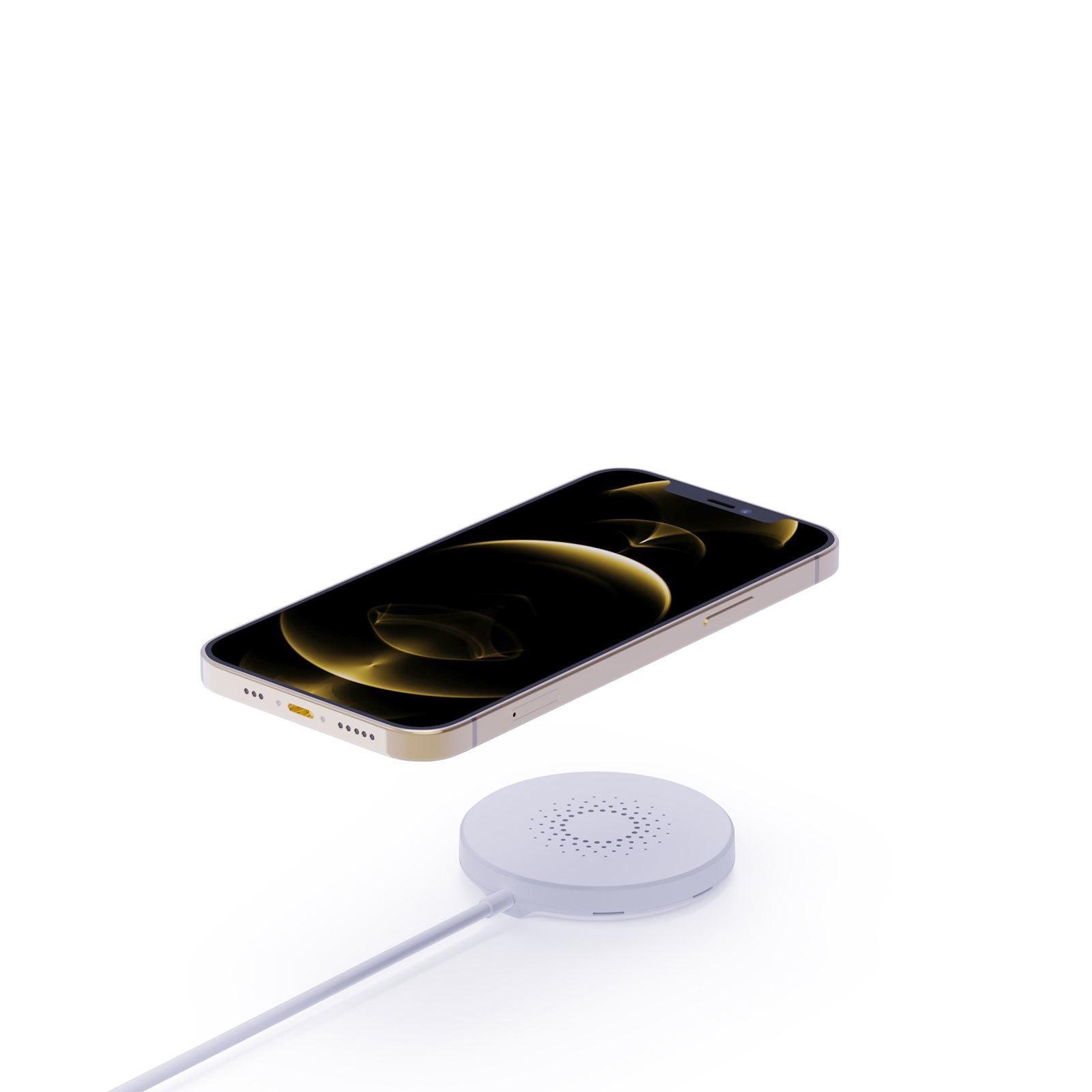 Wireless Qi Magnetic 15W White
