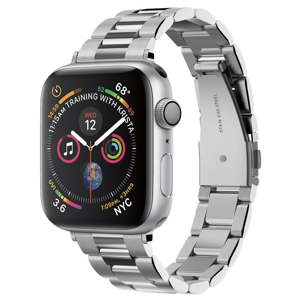 Apple Watch 38/40 mm Armband Modern Fit Silver