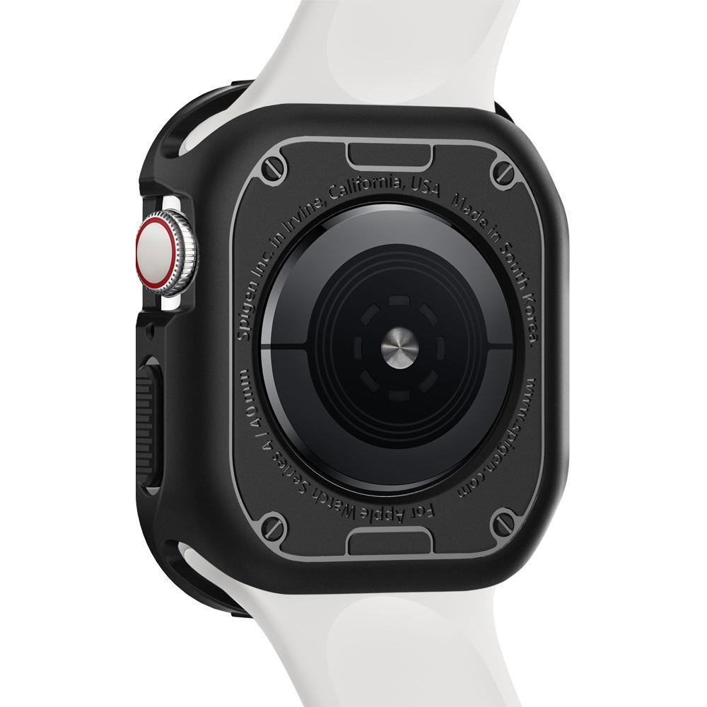 Apple Watch 44/45 mm Case Rugged Armor Black
