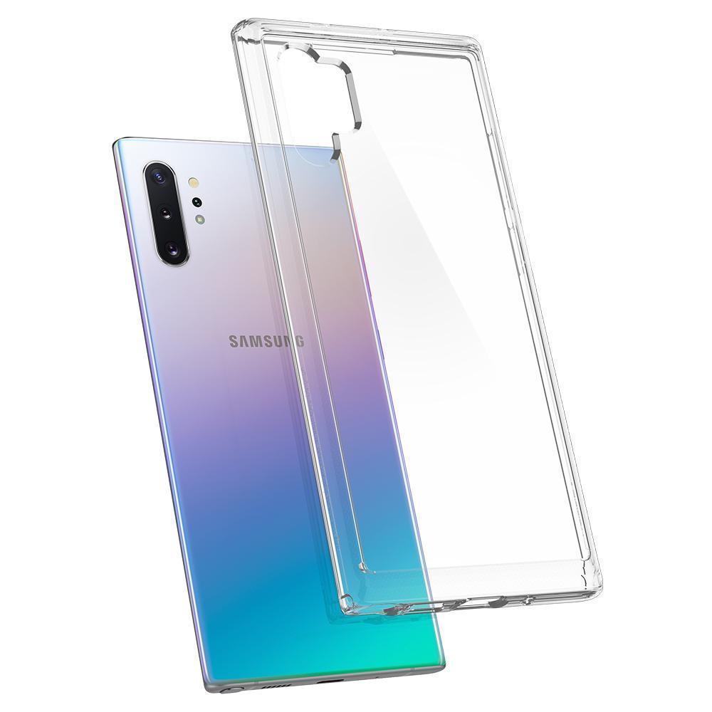 Galaxy Note 10 Plus Case Ultra Hybrid Crystal Clear