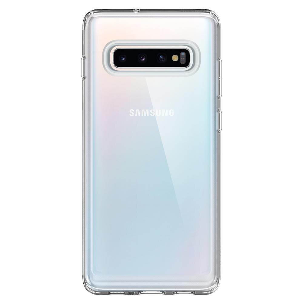 Galaxy S10 Plus Case Ultra Hybrid Crystal Clear