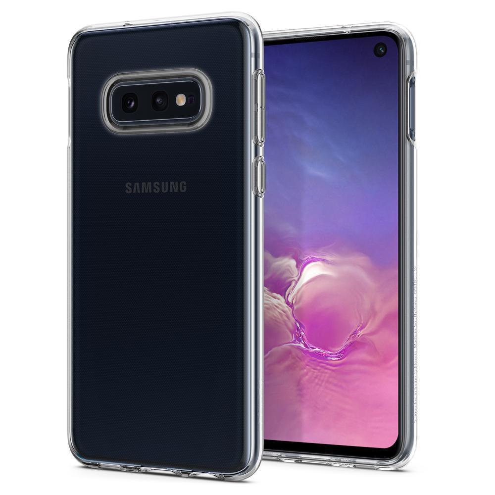 Galaxy S10e Case Liquid Crystal Clear