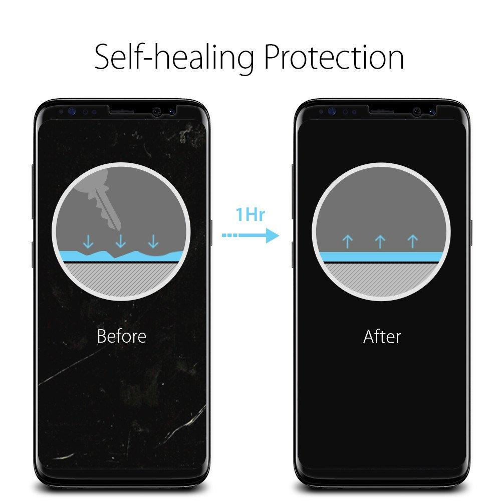 Galaxy S8 Screen Protector Neo Flex (2-pack)