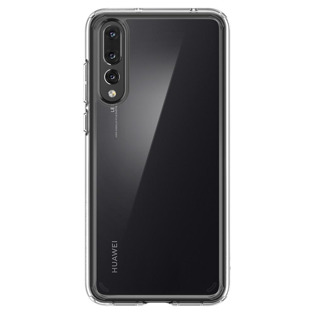 Huawei P20 Pro Case Ultra Hybrid Crystal Clear
