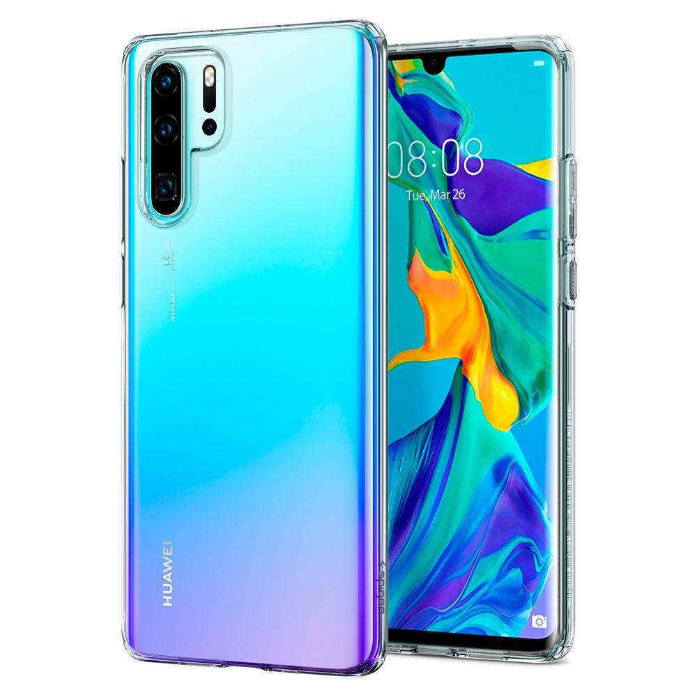 Huawei P30 Pro Case Liquid Crystal Clear