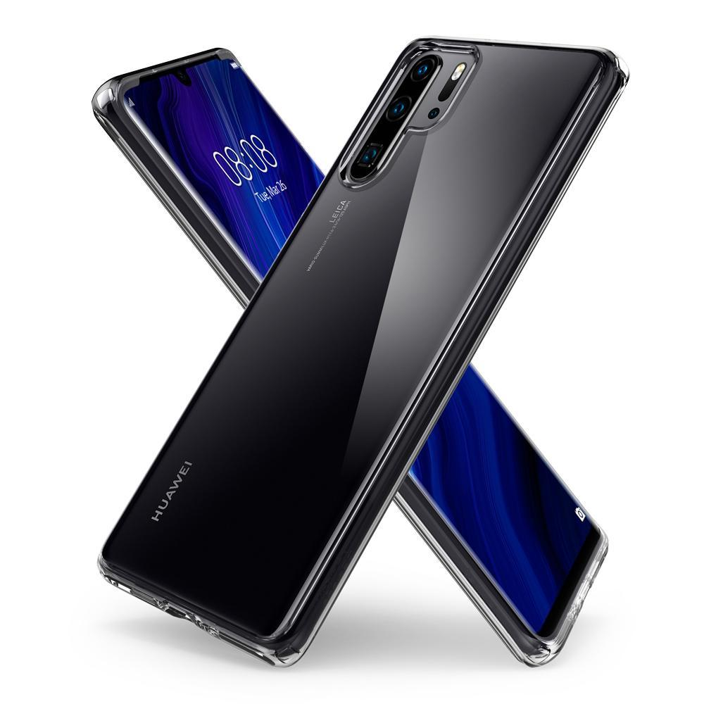 Huawei P30 Pro Case Ultra Hybrid Crystal Clear