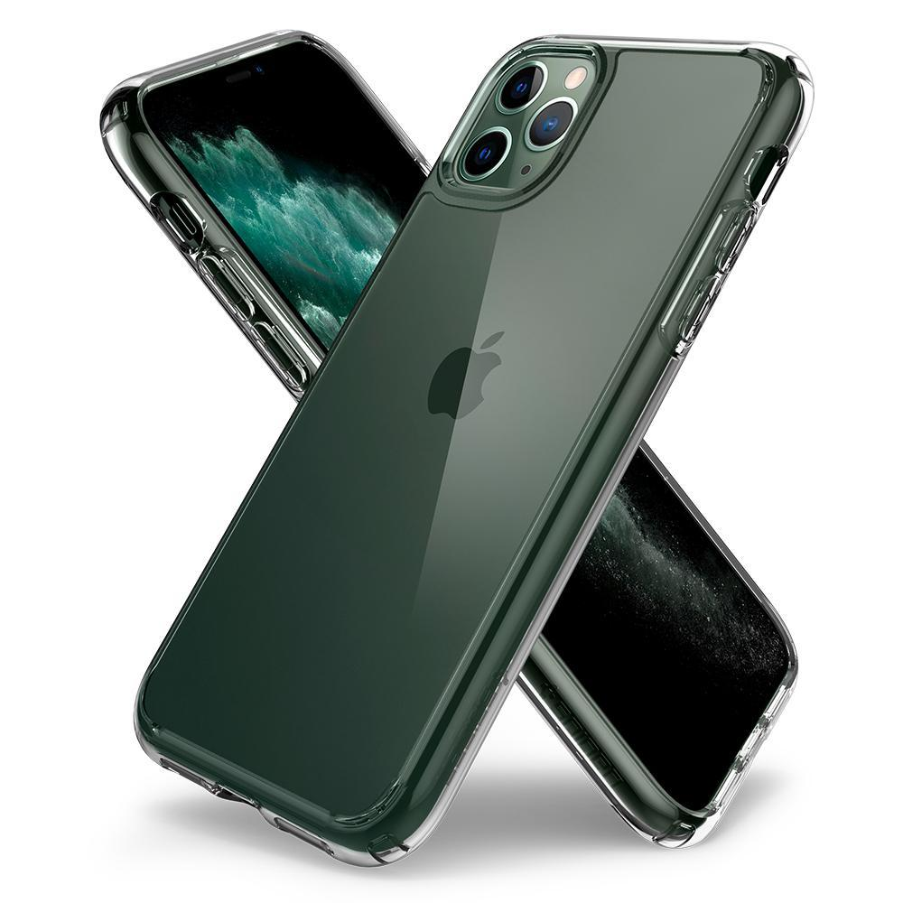 iPhone 11 Pro Max Case Ultra Hybrid Crystal Clear