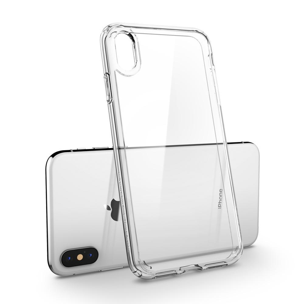 iPhone XS Max Case Ultra Hybrid Crystal Clear