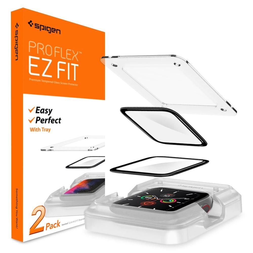Apple Watch 44mm Screen Protector ProFlex EZ Fit (2-pack)