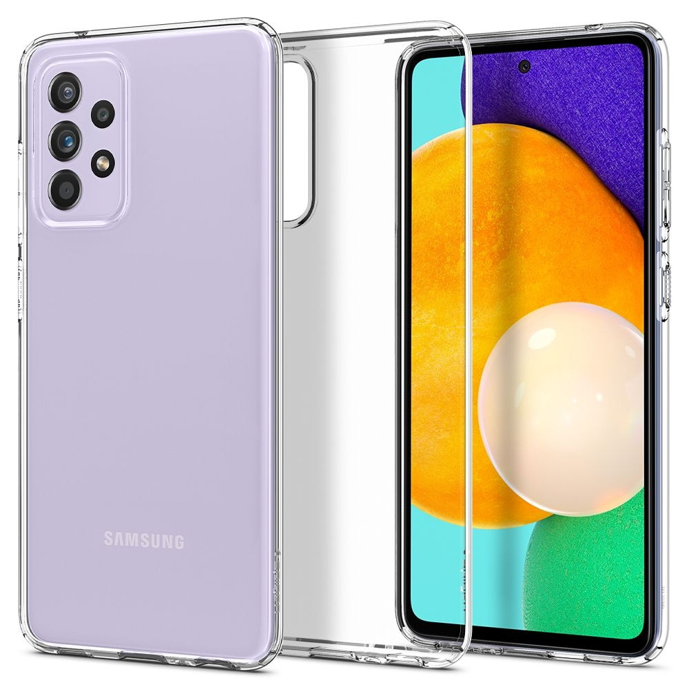 Galaxy A52 4G/5G Case Liquid Crystal Clear
