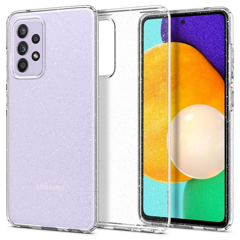 Galaxy A52 4G/5G Case Liquid Crystal Glitter Crystal