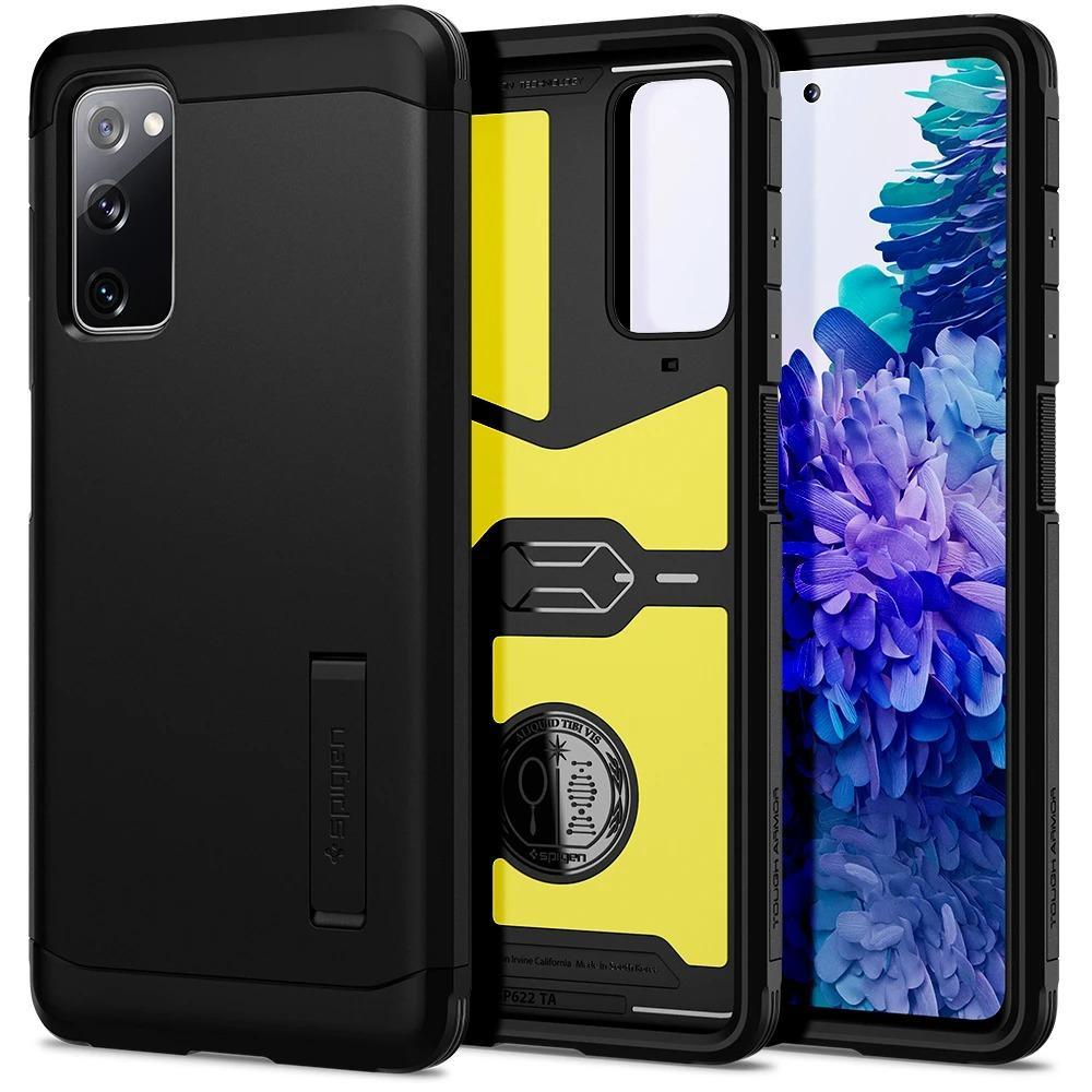 Galaxy S20 FE Case Tough Armor Black